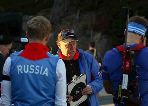 """Андрей ГЕРБУЛОВ. Фото СБР. Фото """"СЭ"""""""