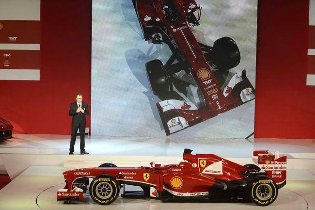 """Команда """"Феррари"""" сама разрабатывает мотор, коробку передач и систему KERS. Поставщиком тормозных систем является компания Brembo. Фото - Ferrari. Фото """"СЭ"""""""