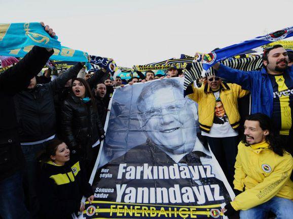 Договорные матчи повлекли уголовные наказания в ряде стран, в частности в Турции, что вызвало поддержку в обществе. Фото AFP