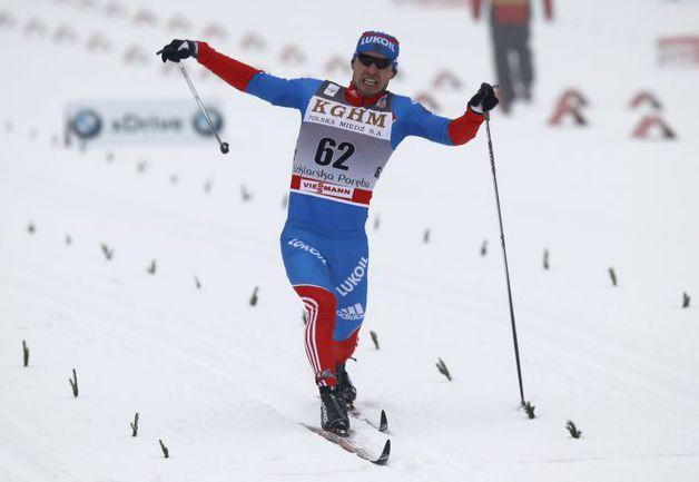 Илья ЧЕРНОУСОВ наравне с тремя партнерами по сборной представит Россию в скиатлоне. Фото REUTERS