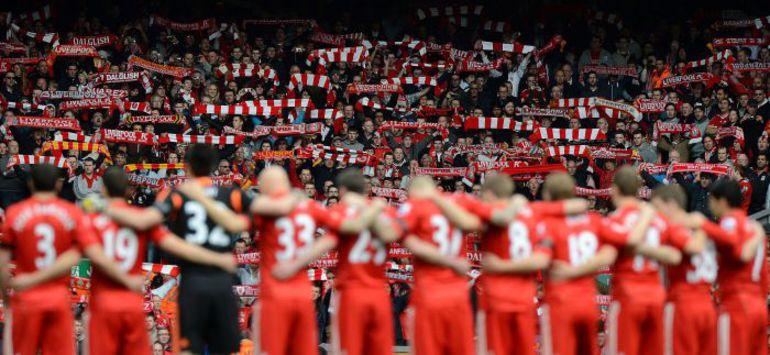 """""""Ливерпулю"""" удается собирать полный """"Энфилд"""" даже не на топовые матчи. Фото AFP"""