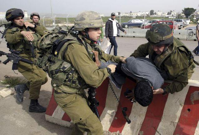 """Израильские военные в деле. Фото """"СЭ"""""""