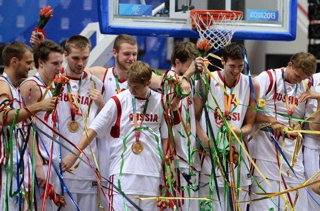 Баскетболисты сборной России выиграли золото Универсиады.