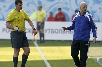 Столичное дерби в Кубке России  судит Лаюшкин Фото «СЭ»