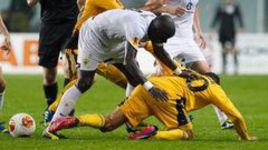 """Вчера. Тирасполь. """"Шериф"""" – """"Анжи"""" – 0:0. Командам так и не удалось поразить ворота друг друга. Фото fc-sheriff.com."""