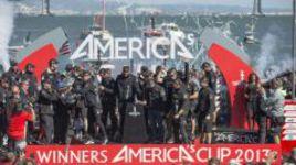 Oracle Team USA отстояла Кубок
