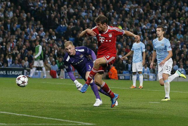 Бавария футбол вчера