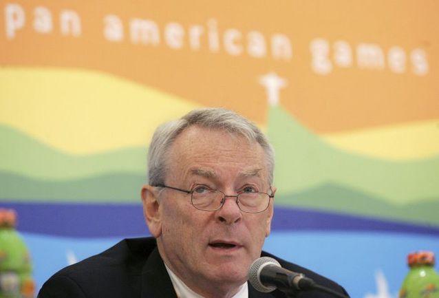 Ричард ПАУНД - бывший глава Всемирного антидопингового агентства. Фото Reuters