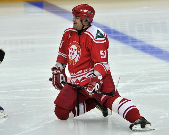 Хоккеист андрей коваленко фото с