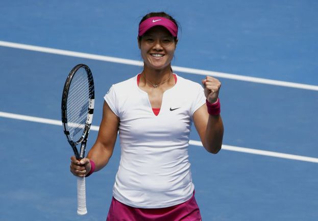 Двукратная финалистка Australian Open ЛИ НА надеется наконец выиграть турнир в этом году. Фото REUTERS