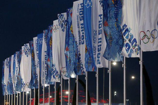 Сочи и Россия ждут Игры. Фото REUTERS