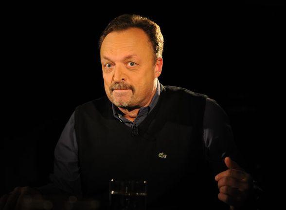"""Виктор Гусев: """"Десять тысяч тарелок были настоящими"""" Фото Федор УСПЕНСКИЙ, """"СЭ"""""""