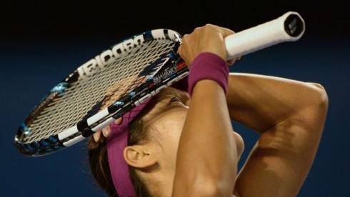 10 лучших кадров женского финала Australian Open