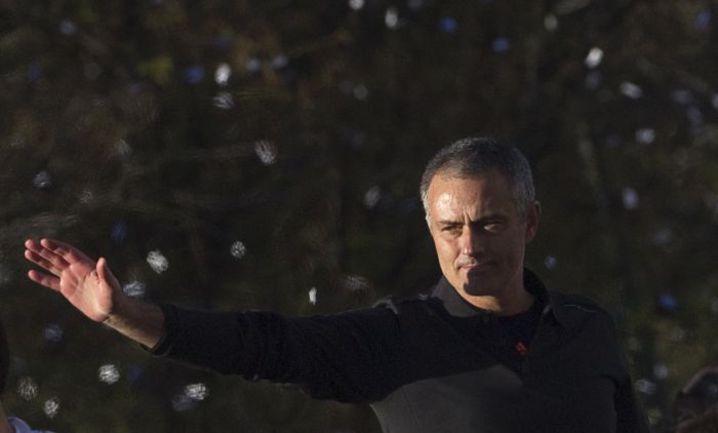 10 особенных цитат Жозе Моуринью Фото REUTERS