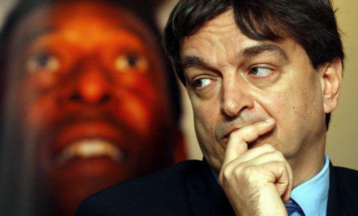 Кандидат в президенты ФИФА Жером ШАМПАНЬ. Фото REUTERS