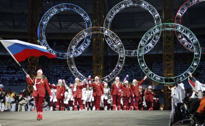 Впервые в истории сразу три сборных привезут на Олимпиаду больше 200 спортсменов. Фото AFP