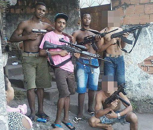 Добро пожаловать в Бразилию! Фото imgur.com