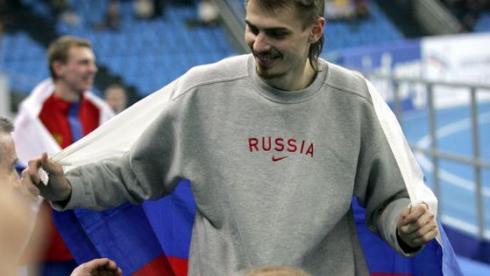 Чемпион мира-2009 Ярослав РЫБАКОВ. Фото Татьяна ДОРОГУТИНА, «СЭ»