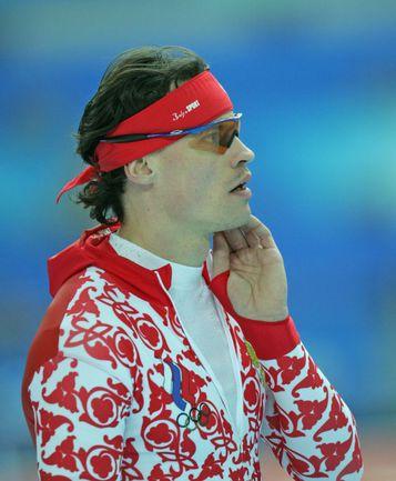 На Олимпиаде-2002 дебютировал будущий призер туринских Игр-2006 Дмитрий ДОРОФЕЕВ. Фото Александр ВИЛЬФ