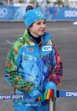 Вице-мэр прибрежной Олимпийской деревни Ирина СЛУЦКАЯ. Фото ТАСС