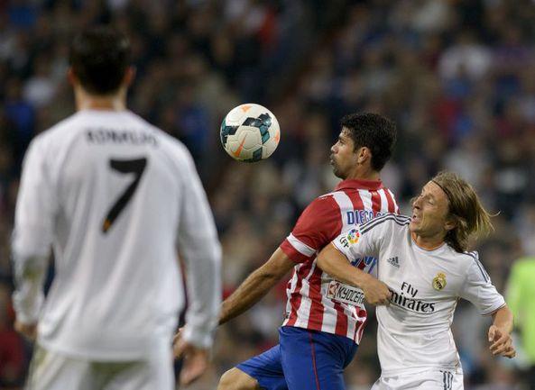 """Сегодня """"Реал"""" и """"Атлетико"""" проведут первый матч 1/2 финала Кубка Испании. Фото AFP"""