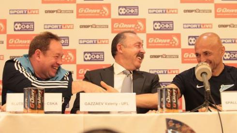 Валерий Газзаев подвел итоги ОСК