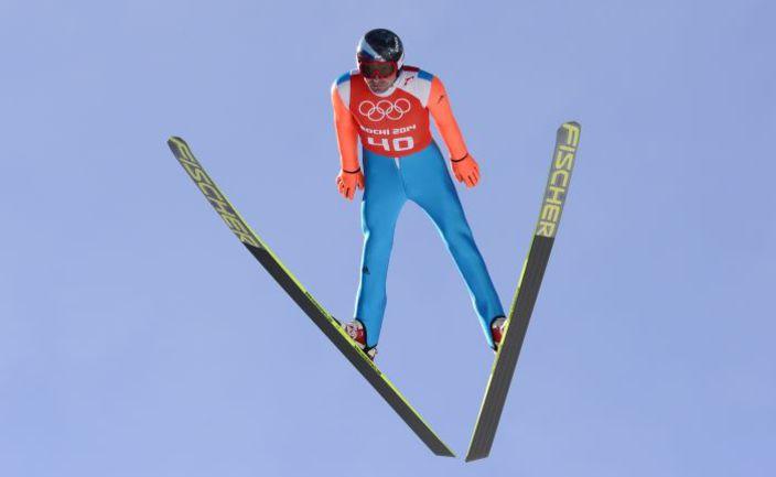 Пятница. Сочи. Дмитрий ВАСИЛЬЕВ. Фото REUTERS