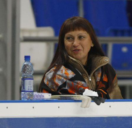 Марина ЗУЕВА. Фото Александр ВИЛЬФ