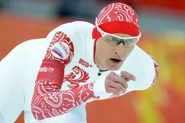 Сегодня. Сочи. Иван СКОБРЕВ. Фото AFP