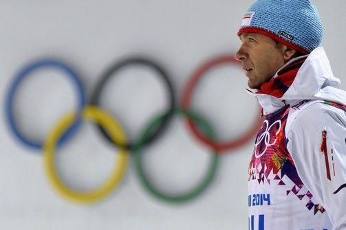 7-кратный олимпийский чемпион Оле Эйнар БЬОРНДАЛЕН не получит от своей страны денежной премии за очередное золото Игр. Фото REUTERS