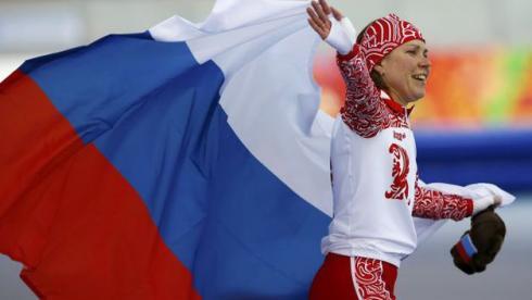 Первая медаль России
