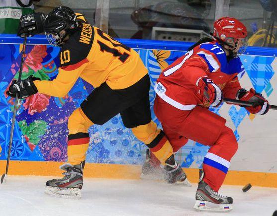 Сегодня. Сочи. Россия - Германия - 4:1. Фото ТАСС