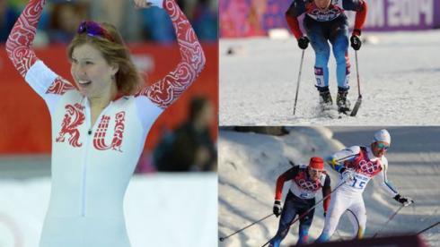Сочи-2014, день четвертый:  день Фаткулиной и не день лыжников