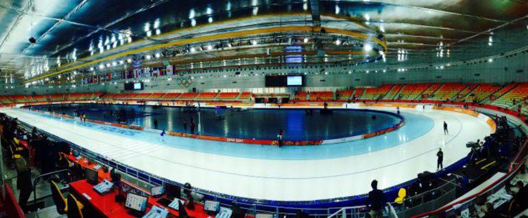 """Сочи. """"Адлер-Арена"""" после Олимпиады должна стать конгресс-центром. Или стадион уедет в горы? Фото """"СЭ"""""""