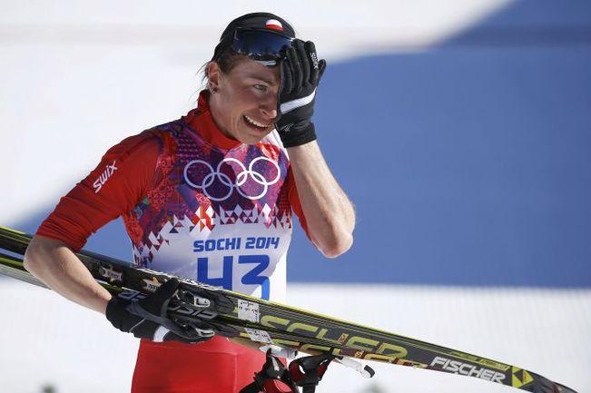 Сегодня. Сочи. Юстина КОВАЛЬЧИК - двукратная олимпийская чемпионка. Фото REUTERS