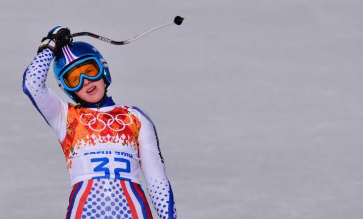 Сегодня. Сочи. Елена ЯКОВИШИНА. Фото AFP