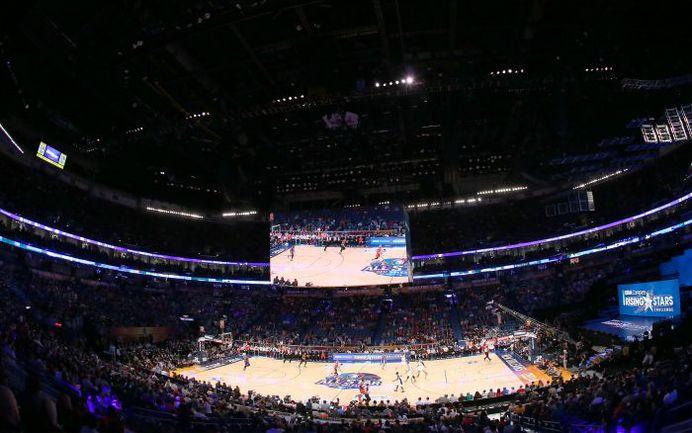 Smoothie King Center на 100 процентов готов к Матчу звезд НБА. Фото REUTERS