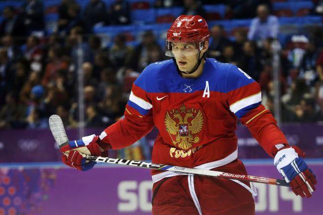 Российские хоккеисты сыграли свои первые матчи на олимпийском турнире. Фото REUTERS