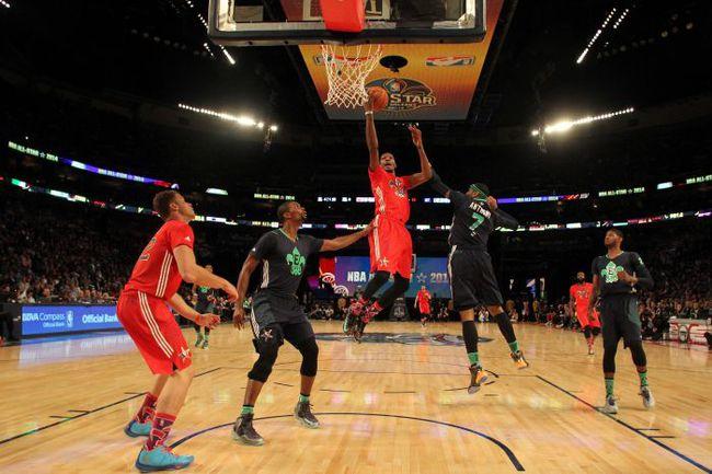 Сегодня. Нью-Орлеан. Матч звезд НБА. Фото USA Today