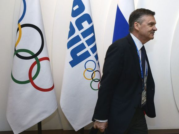 Президент ИИХФ Рене ФАЗЕЛЬ. Фото AFP