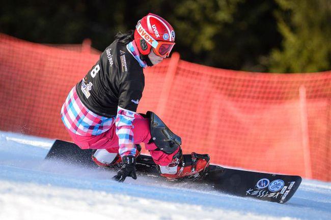 Екатерина ТУДЕГЕШЕВА – главная надежда России в сноуборде. Фото REUTERS