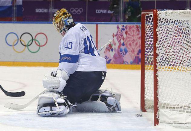 Одна из главных звезд сборной Финляндии Туукка РАСК. Фото REUTERS