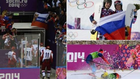 Сочи-2014, день 12-й: хоккейный вылет России