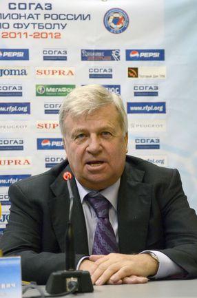 Анатолий БАЙДАЧНЫЙ. Фото Владимир ПОТЕРЯХИН