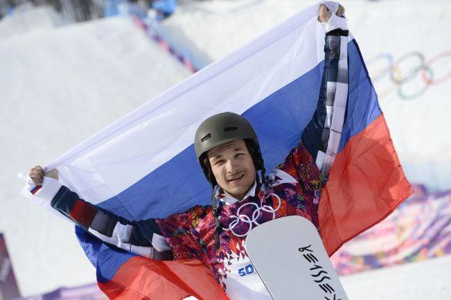 Сегодня. Сочи. Вик УАЙЛД - двукратный олимпийский чемпион Сочи-2014. Фото AFP