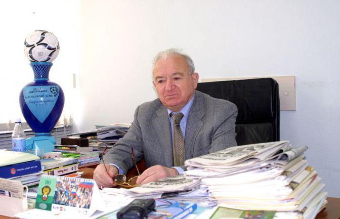 Никита СИМОНЯН. Фото Юрий ШИРОКОГОРОВ