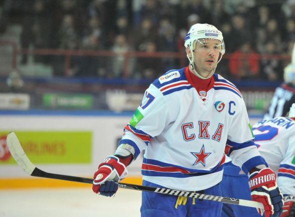 Илья КОВАЛЬЧУК готов к плей-офф. Фото Алексей ВЬЮГИН