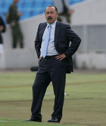 Валерий ГАЗЗАЕВ. Фото Александр ВИЛЬФ