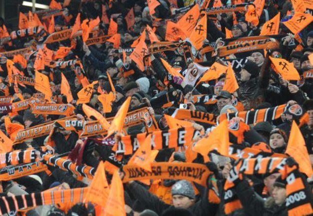 """На украинские стадионы наконец-то возвращается большой футбол. Болельщики """"Шахтера"""" ждут этого вместе с остальными участниками чемпионата. Фото shakhtar.com"""