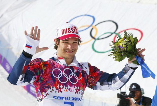 22 февраля. Красная Поляна. Вик УАЙЛД. Фото Reuters